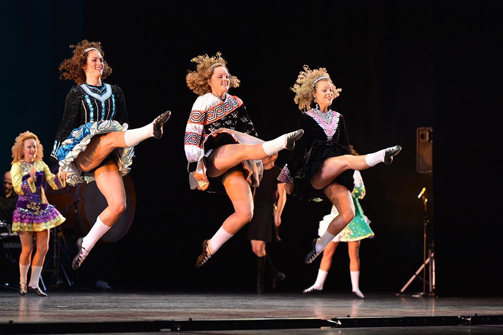 アイリッシュ・ダンスの起源